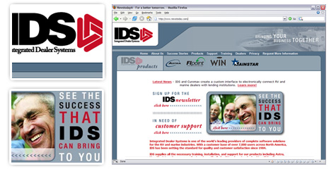 Ids-Astra Web Site
